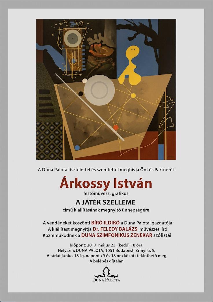 Árkossy István - A játék szelleme