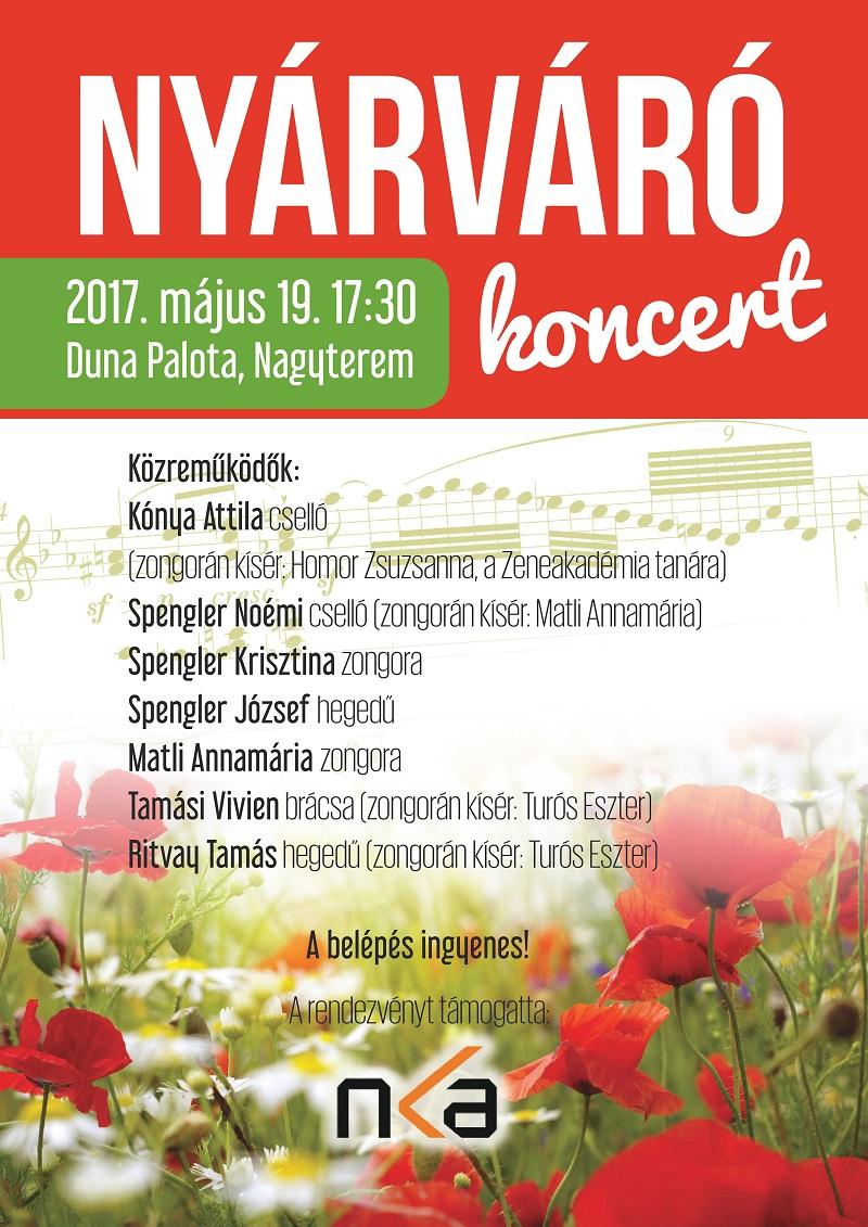 Nyárváró koncert