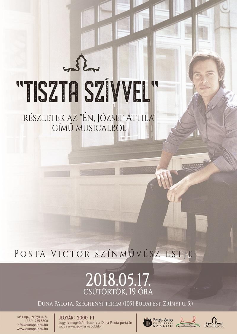 József Attila Tiszta szívvel