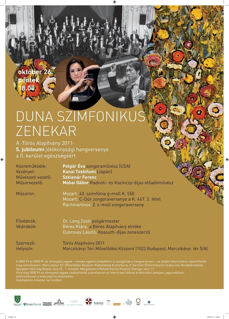 Duna Szimfonikus Jótékonysági est